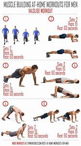 At Home Workouts For Men