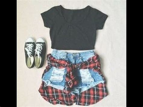 cute summer outfit ideas  teenage girl youtube