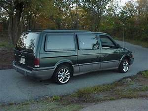 Dubya07 1993 Dodge Caravan Cargo Specs  Photos