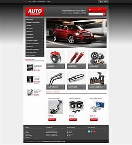 Auto Parts Responsive Shopify Theme  48157