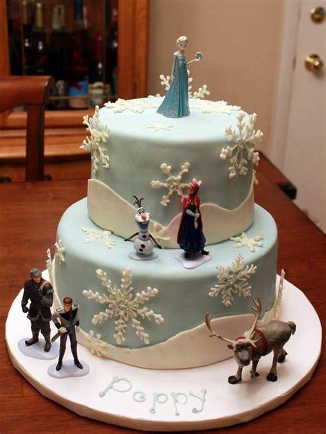 pinterest frozen birthday ideas frozen birthday cake