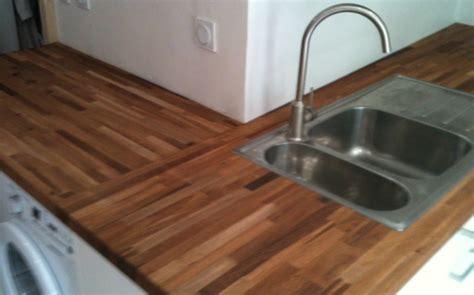 protection plan de travail cuisine le témoignage d un pro le du bois