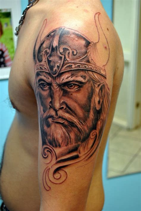 Viking Tattoos Designs, Ideas and Meaning | Tattoos For You