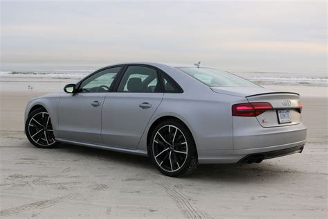 2016 Audi S8 Plus Joins The Continent-crushing 600