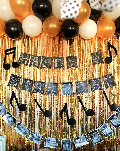 themed  birthday party party inspiration