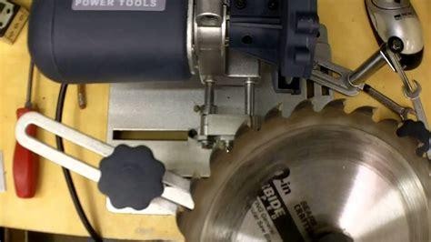 blade testing harbor freight circular  blade sharpener