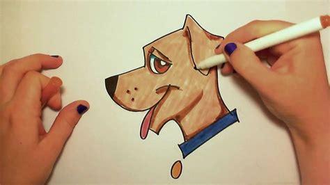 learn   draw easy  cute dog icanhazdraw youtube