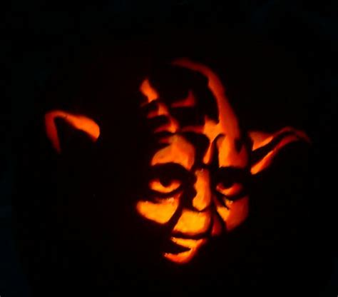 yoda pumkin yoda pumpkin carving by hawkke on deviantart