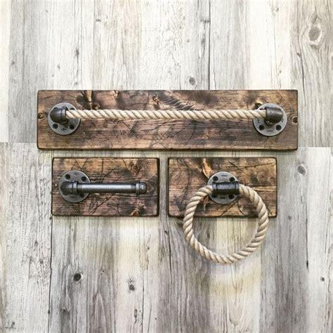 nautical bathroom accessories ideas  pinterest