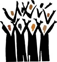 Gospel Choir Clip Art at Clker.com - vector clip art online, royalty