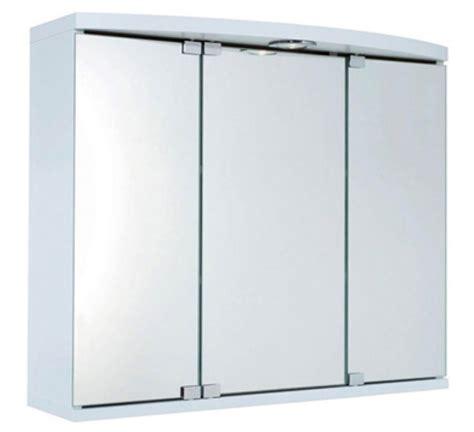 armoire toilette maxi 45 en m 233 lamin 233 blanc lxhxp