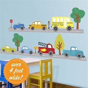 cars wall decals roselawnlutheran With amazing race car wall decals