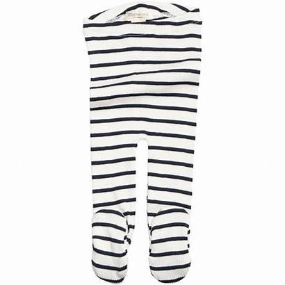 Minimalisma Bamse Leggings Sailor Luksusbaby Foedder Blaa