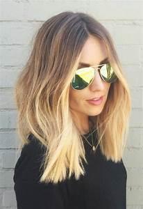 Coiffure Blonde Mi Long : les plus belles coupes de cheveux de 2016 ~ Melissatoandfro.com Idées de Décoration