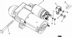 Mercruiser 4 3l Efi  Gen   Tbi Gm 262 V