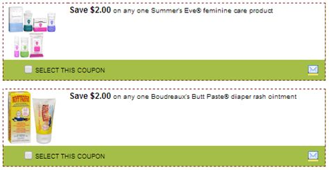new smartsource canada printable coupons available save 2 00 on summer s product save 2