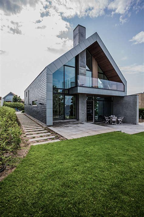 Haus Modern Satteldach by Gallery Of Villa P N P Architecture 1 Haus