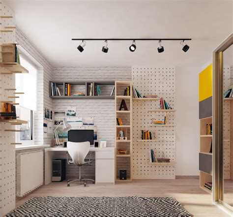 inspirational kids study space designs  tips