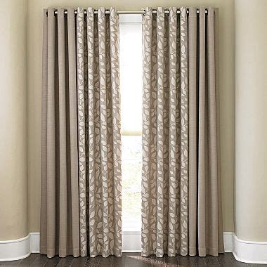 cindy crawford style sonoma solid drapery panel