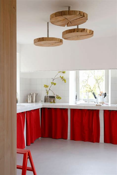 meuble cuisine rideau rideau pour meuble de cuisine inspirational rideau meuble