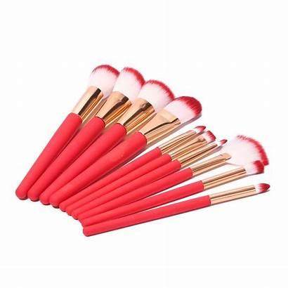 Makeup Brushes Thermal Changing Change 10pcs Cosmetics