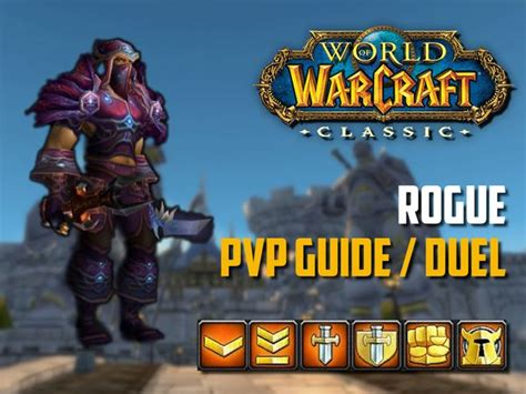 pvp rogue classic wow guide leveling pve bis guides vanilla