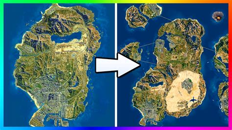 Gta 5 Planned To Have Multiple Cities According To Files
