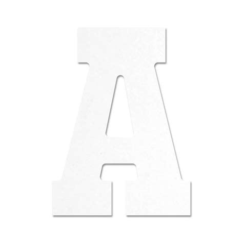 white wood letter  artminds wood letters white wood wood