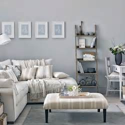 Country Living Room Grey