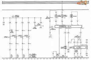 Audi A6 Saloon Car Air-conditioner Circuit Diagram Four - Automotive Circuit