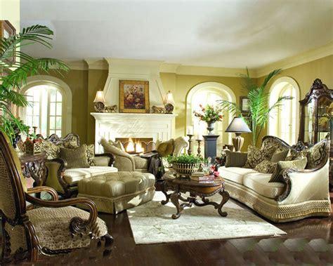 Michael Amini Living Room Sets-[peenmedia.com]