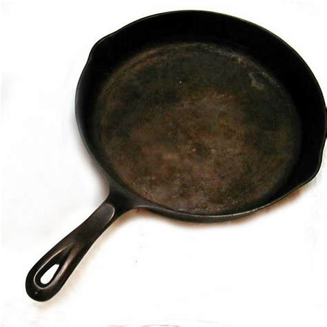 iron cast pan cookware rusty season skillet stick non clean muffin fry easy below tips any them please comments