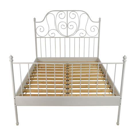 ikea leirvik bed frame 74 ikea ikea leirvik size bed frame beds