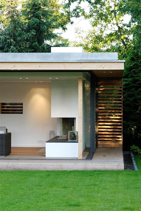 Wohnung Mit Garten Ruhrgebiet by Moderner Gartenpavillion Im N 246 Rdlichen Ruhrgebiet