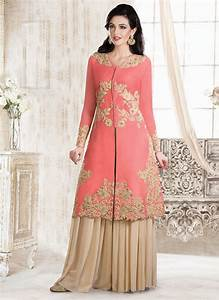 9 Latest Neck Salwar Top Designs for Girls in Trend