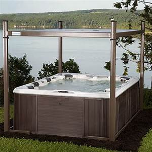 Abdeckung Whirlpool Jacuzzi : evolution hot tub cover carddine home resort products ~ Markanthonyermac.com Haus und Dekorationen