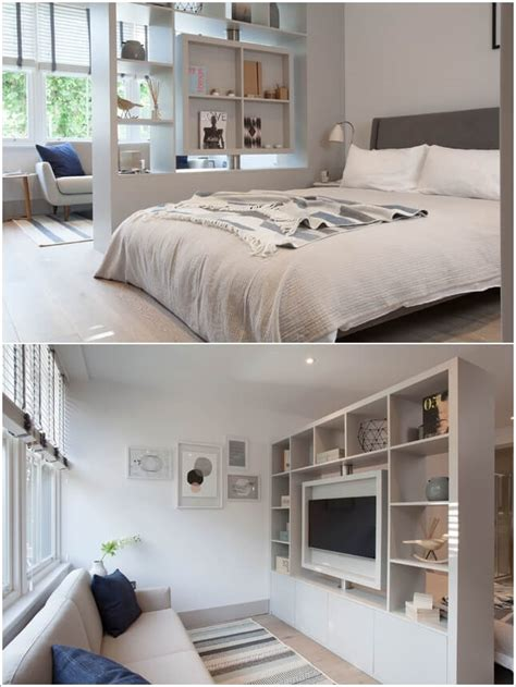 Bedroom Ideas For Studio Apartments by 10 Ideas For Room Dividers In A Studio Apartment