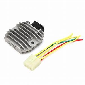 Yhc033 Sh754aa 9 8271 Voltage Regulator Rectifier For