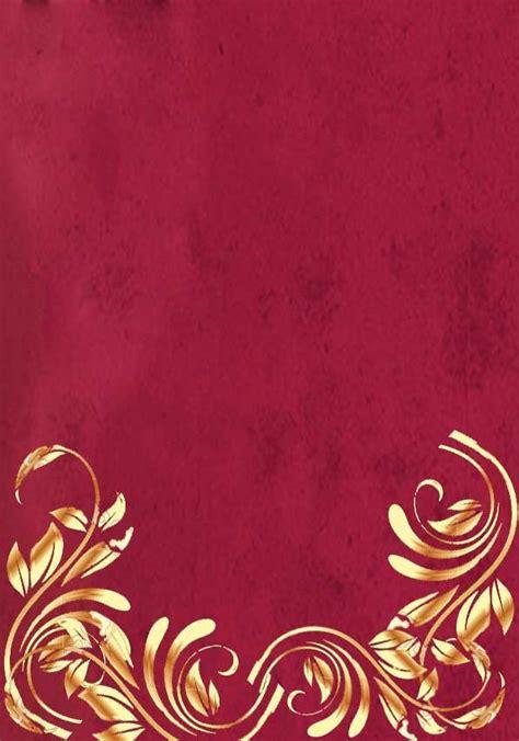 red  gold wedding background wallpaper wedding