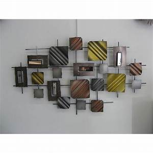 Deco Murale Metal : decoration murale en m tal ~ Voncanada.com Idées de Décoration