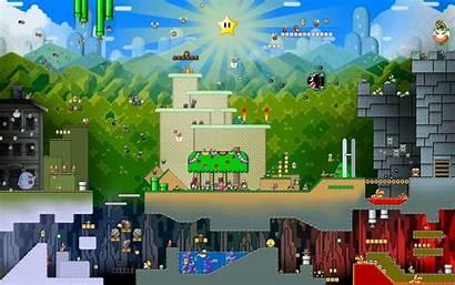 Mario Super Awesome Epic Wallpapers Nintendo Digital