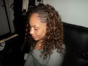 tree braids baby