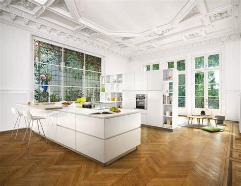 Cucine Moderne Bianche Laccate by Cucine Laccate Bianche O Colorate Cose Di Casa