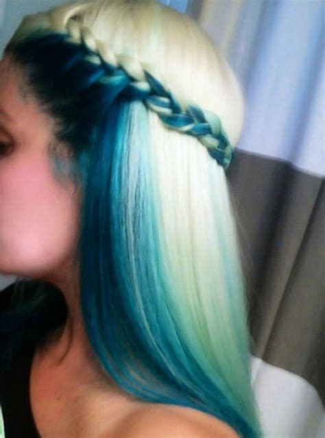 Colored Hairstyles by 16 Amazing Colored Hairstyles Pretty Designs