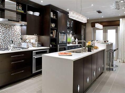decoracion de cocinas en color cafe  curso de organizacion del hogar  decoracion de interiores