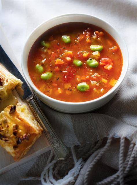 soupe aux legumes ricardo
