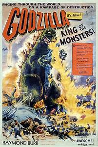 The Terrible Claw Reviews: Godzilla (1954) / Godzilla ...