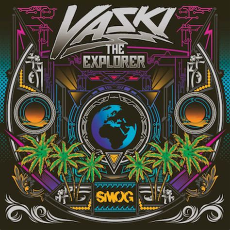 "Vaski Adventures To New Sounds With His Ep ""the Explorer"""