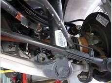 2014 Jeep Grand Cherokee Underbody RustCorrosion 1