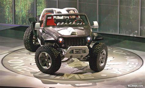 jeep hurricane concept car  catalog